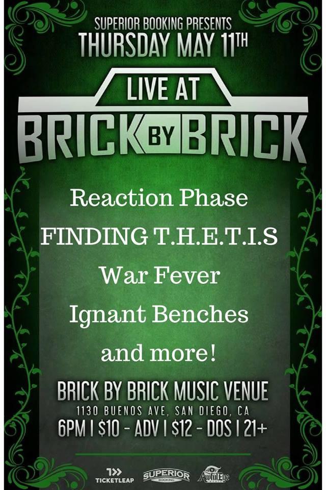 Brick By Brick 5.11.17